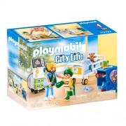Playmobil 70192 Kinderziekenhuiskamer