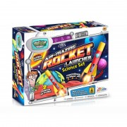 Set experimente Grafix Racheta cu lansator, 8 ani+