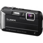 Panasonic Digitalkamera Panasonic DMC-FT30EG-K 16.1 MPix 4 x Svart