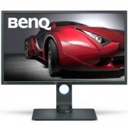 Монитор BenQ PD3200U 32 инча, 3840 x 2160, 20M:1, Хоризонтален и вертикален режим, BENQ-MON-PD3200U