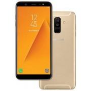 "Samsung Smartphone Samsung Galaxy A6 Plus Sm A605f Dual Sim 32 Gb Octa Core 6"" Super Amoled 16 + 5 Mp 4g Lte Wifi Bluetooth Android Refurbished Gold"