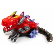 Mechanical Spray Dragon Dinosaur Toy for Kids - Walking Dragon Spray Mist with Red Light - Electric Toy Fire Breathing W