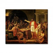 Bimago Study for Lycurgus Showing the Ancients of Sparta their King XXL