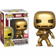 Funko Pop Ironman Tales Of Suspense #39 Gold Iron Man Marvel Exclusivo