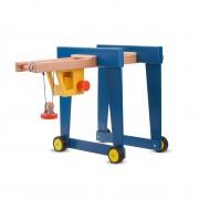 Macara pe roti pentru containere New Classic Toys