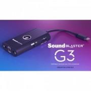 Placa de Sunet Creative Sound Blaster G3 - USB-C Multi Platform