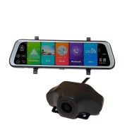 Oglinda Retrovizoare Star Senatel E10, slot sim 4G, 10 HD, Android 8.1, Camera Fata, Spate, Wireless, Bluetooth, ADAS, GPS