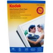 Hartie foto Kodak 4R 10X15 Ultra Premium SATIN 270g/mp pachet 20 coli