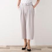 Coeur sucre ワイドパンツ【QVC】40代・50代レディースファッション