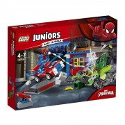 LEGO Juniors - Super Heroes, Confruntarea dintre Omul Paianjen si Scorpion 10754
