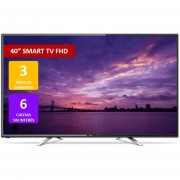 "Televisor LED Smart TV JVC 40"" Full HD"