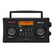 DPR-26BT B Bluetooth sztereó táskarádió DAB+ FM-RDS