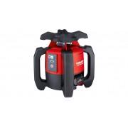 Használt HILTI PR30 HVS A12 forgólézer PRA30 érzékelővel