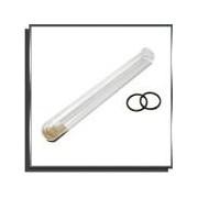 Gaine de quartz avec joints PT-1525 pour filtre Pressure-Flo 8000