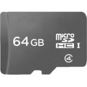 Rollswich Ultra 64 GB MicroSDHC Class 10 90 MB/s Memory Card