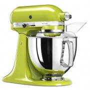 Mixer cu bol KitchenAid Artisan Elegance 2017, 4.8l, 300W (Green Apple)