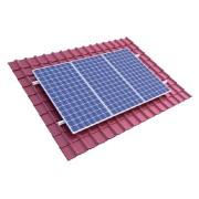 System montażowy do paneli PV typ pokrycia - dachówka ceramiczna
