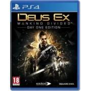 Joc Deus Ex Mankind Divided D1 Edition Deus Ex Mankind Divided D1 Edition Pentru Playstation 4