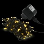 Şir luminos de Crăciun cu 300 LED-uri