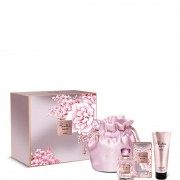 Pomellato nudo rose cofanetto cosmetic bag eau de parfum 40 ML EDP + 100 ML Body Lotion + Cosmetic Bag (cofanetto)