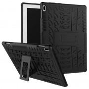 Capa Híbrida Antiderrapante para Lenovo Tab 4 10 - Preto