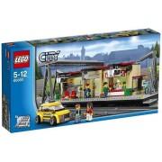 LEGO City Train Station [60050] {100429}