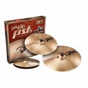 Paiste - PST5 CymbalSet Rock, 14 SE HH, 16C, 20R