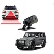 Auto Addict Car Styling Anti Collision Safety Line Led Laser Fog Lamp Brake Lamp Running Tail Light-12V Cars For Mercedes Benz G-Class
