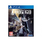 KOCH MEDIA Juego PS4 Judgment (Acción - M18)