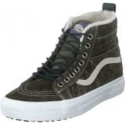 Vans Ua Sk8-hi Mte (mte) Dusty Olive/spruce, Skor, Sneakers & Sportskor, Höga sneakers, Grön, Dam, 38