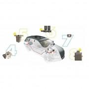 Instalatie GPL Lovato, rezervor toroidal interior 54 litri, Dacia Logan