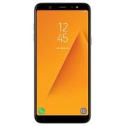"Telefon Mobil Samsung Galaxy A6+ (2018), Procesor Octa-Core 1.8GHz, Super AMOLED capacitive touchscreen 6"", 4GB RAM, 64GB Flash, Camera Duala 16+5MP, 4G, Wi-Fi, Dual SIM, Android (Auriu) + Cartela SIM Orange PrePay, 6 euro credit, 6 GB internet 4G, 2,000"