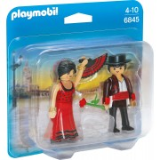 PLAYMOBIL - SET 2 FIGURINE - DANSATORI FLAMENCO (PM6845)