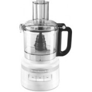 KitchenAid 7-Cup Food Processor White (KFP0718WH) 500 W Food Processor(White)
