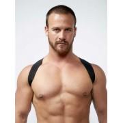 Mister B Urban Sling Back Club Harness Black 820511