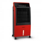OneConcept CTR-1 V2, охладител на въздуха 4 в 1, преносен климатик, 65 W, дистанционно управление (ACO-CTR-1 Rot)