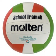 molten Volleyball V5STC (weiß/rot/grün) - 5