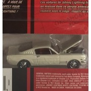 Johnny Lightning Road Trip U.S.A. R1Collection Release 1 White 1965 FORD MUSTANG 2 +2 # 4 2007 Limited Edition