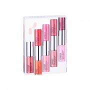 Clinique Long Last Glosswear confezione regalo 5x2 ml Glosswear Lipgloss No: 29, 13, 11, 09, 28 donna