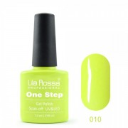 Oja semipermanenta OneStep Lila Rossa Professional 7.3ml OLROS010