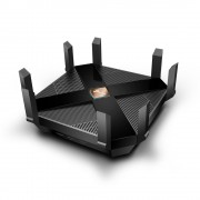 ROUTER, TP-LINK Archer AX6000, Wi-Fi 6, 1x 2,5GbE, 8x GbE, 2x USB 3.0 port, 8 ext antenna
