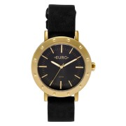 Relógio Euro Spike Fever Casual Dourado Feminino EU2035YPI/2P