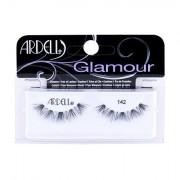 Ardell Glamour 142 nalepovací řasy 1 ks odstín Black pro ženy