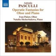 Pasculli - Operatic Fantasias Oboe & (0747313056774) (1 CD)