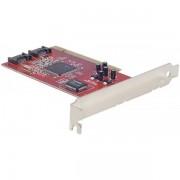 Carte PCI controleur SATA Low Profile - 2 ports internes