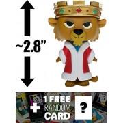"Prince John: ~2.8"" Funko Mystery Minis x Disney Villains Mini Vinyl Figure + 1 FREE Classic Disney Trading Card Bundle [UNCOMMON] (092726)"