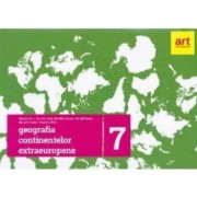 Geografie Clasa 7 Geografia Continentelor Extraeuropene - Steluta Dan Carmen Camelia Radulescu