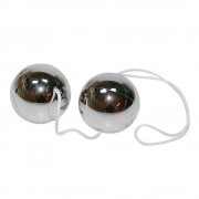 You2Toys Basic Loveballs Silver