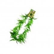 Marihuanové květy na krk