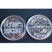 10 Flynn's Arcade Tron Legacy tokens from Disney California Adventure's ElecTRONica event